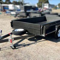 10x6 BSpec Heavy Duty Australian Build Box Trailer for Sale Brisbane