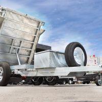 10x6 Hydraulic Tipper Trailer for Sale Brisbane QLD