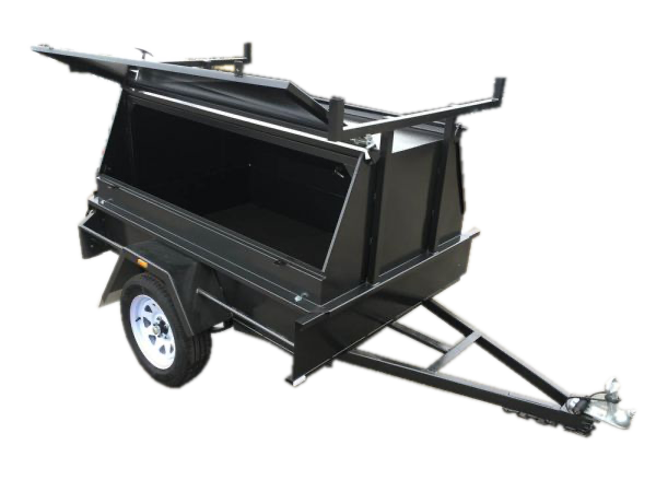 Single Axle Tradesman Trailer Sale Deal Brisbane