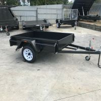Commercial Heavy Duty Box Trailer for Sale Brisbane