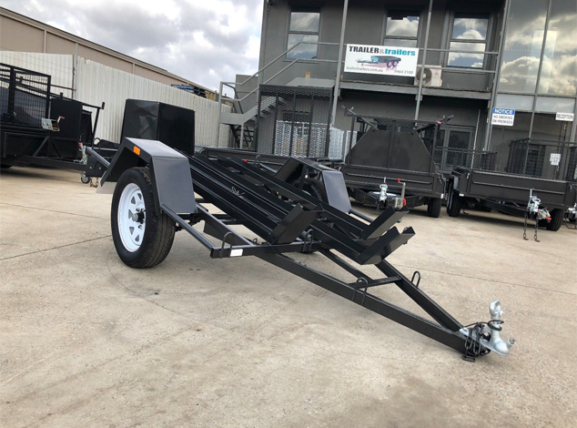 6x4 Light Duty Motor Bike Trailer For Sale Brisbane