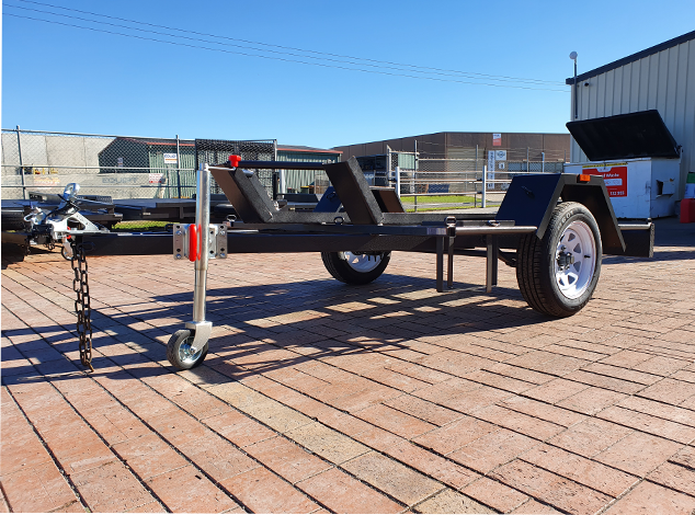 6x4 Heavy Duty Motor Bike Trailer for Sale in Brisbane