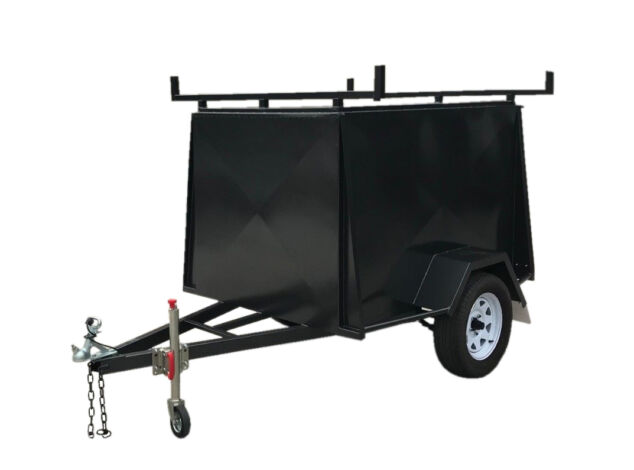 6x4 Heavy Duty Van Trailer For Sale