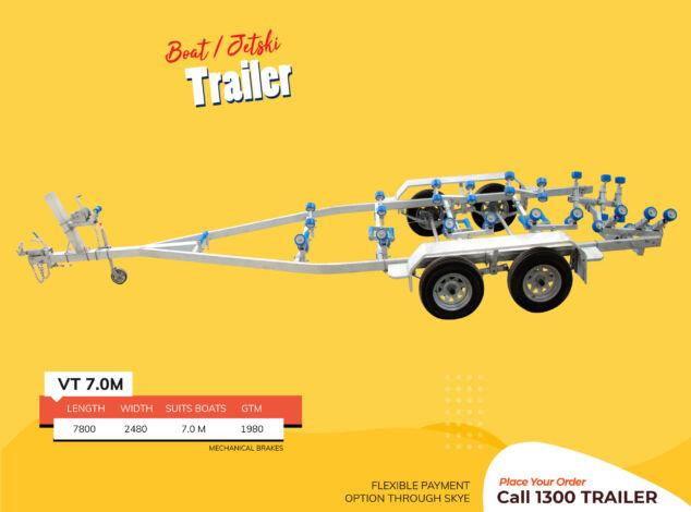 7.0-M-Boat-Jet-Ski-Trailer-Fibre-Glass-Boat-Brisbane4
