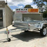 7x4 Galvanised Box Trailer for Sale in Brisbane