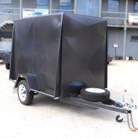 7x4 Fully Enclosed Van Trailers for Sale Brisbane