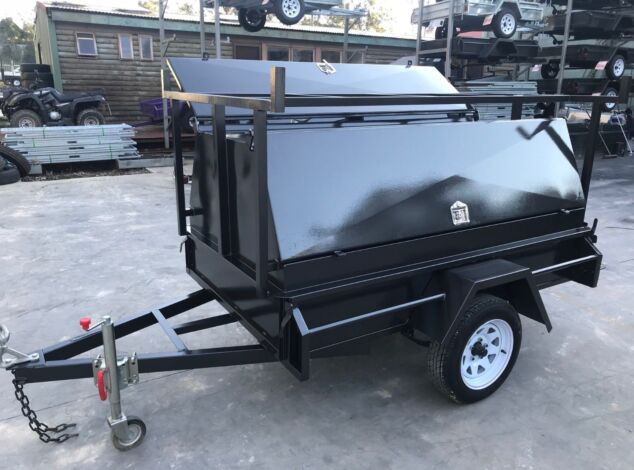 7x4 Tradesman Trailer Sale Brisbane