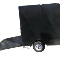 7x6 Single Axle Heavy Duty VAN Trailer for Sale in Brisbane