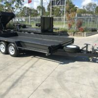 Box Car Carrier Trailer for Sale in Brisbane
