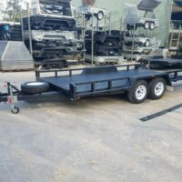 Open Rail - RHS Sides Car Carrier Car Trailer for Sale in Brisbane